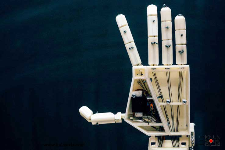 بازوی هوشمندی که همیار ناشنوایان می شود|کالاسودا