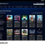 نحوه دانلود دموی بازی PES18 برای PS4