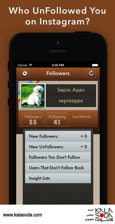 Non followers