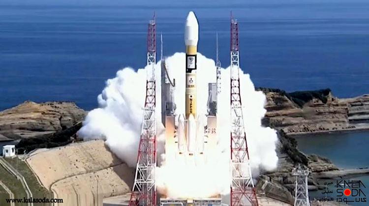ژاپن ماهواره ای را برای عملیات GPS پیشرفته راه اندازی می کند|کالاسودا