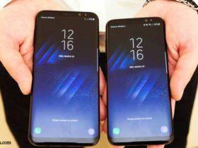 روش های مختلف اسکرین شات گرفتن در گوشی هوشمند S8 سامسونگ