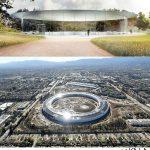 اپل پارک به یادبود استیو جابز ساخته می شود