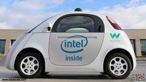 اینتل با Waymo برای ساخت خودروهای کاملا اتوماتیک دست همکاری داد|کالاسودا