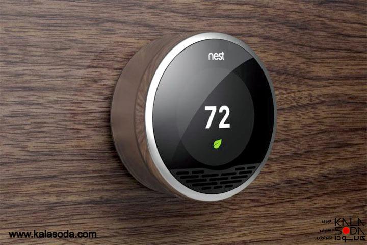 ترموستات هوشمند nest کارآمدتر و به صرفه تر از سیستم های پیشین کالاسودا