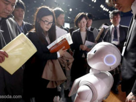 چینی ها برای راه انداختن خط تولیدشان دست به دامان روبات ها شدند|کالاسودا