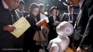 چینی ها برای راه انداختن خط تولیدشان دست به دامان روبات ها شدند کالاسودا