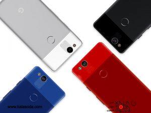 پرچمداران گوگل با رنگهای جدید می ایند|کالاسودا