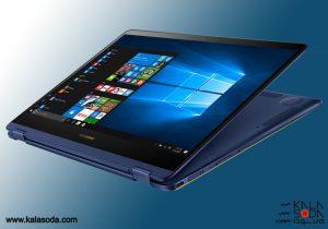 لپ تاپهای ZenBook Flip ایسوس به اخرین پردازنده اینتل مجهز است|کالاسودا