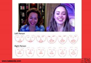 اموزش حالات چهره انسانها به ربات|کالاسودا