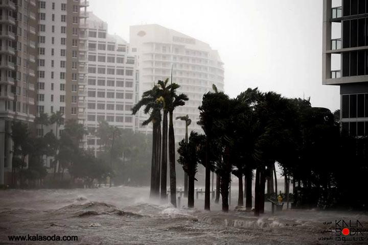 طوفان ایرما مردم را با رادیو آشتی داد|کالاسودا