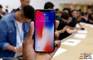 اپل اماده پاسخگویی به تقاضای ایفون ایکس نیست کالاسودا