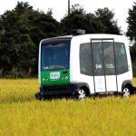 ژاپن برای کشاورزان روستایی خودرو بدون راننده میسازد