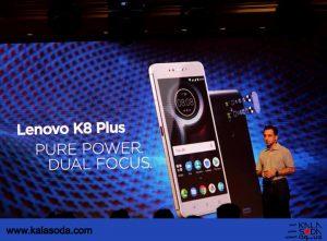 گوشی لنوو K8 پلاس با دوربین دوگانه|کالاسودا