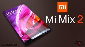 شیائومی mi Mix2 یک هفته دیگر رونمایی میشود|کالاسودا