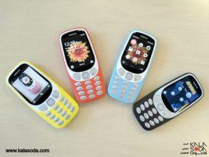 نوکیا 3310 به صورت نمادین مجددا عرضه میشود|کالاسودا