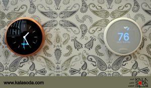 ترموستات هوشمند nest کارآمدتر و به صرفه تر از سیستم های پیشین|کالاسودا