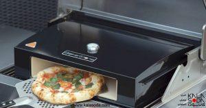 در مسافرت برای خود پیتزا بپزید|کالاسودا