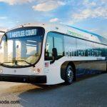 اتوبوس الکتریکی  Proterra رکورد زد