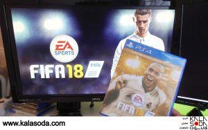 آغاز عرضه دموی FIFA18 برای کنسول های بازی