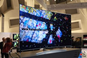اولین تلویزیون با حجم رنگ صد درصد|کالاسودا