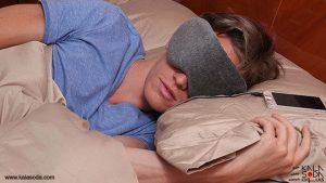 بدخوابها با این ماسک راحت بخوابند|کالاسودا