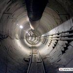 ایلان ماسک نخستین عکس از تونل الکترونیک لس انجلس را منتشر کرد