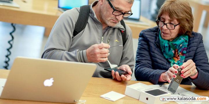اپل شرکت محبوب آمریکایی ها نیست|کالاسودا