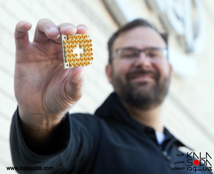 تراشه های ویژه کامپیوترهای کوانتومی اینتل در راهند|کالاسودا