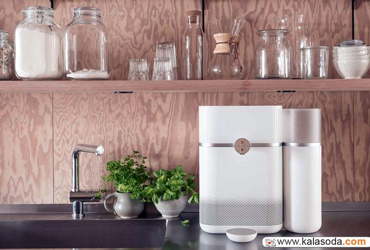 دستگاه هوشمند تصفیه آب خانگی Mitte|کالاسودا