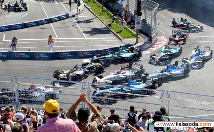 نیسان به مسابقات اتوموبیلرانی فرمول E چراغ سبز داد|کالاسودا