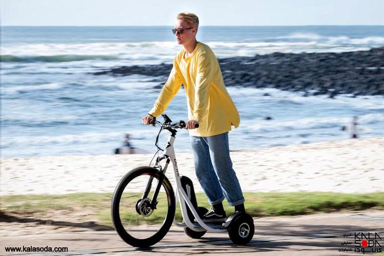 2 دقیقه ای دوچرخه تان را تبدیل به موتور کنید|کالاسودا