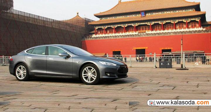 تسلا در چین کارخانه میسازد|کالاسودا