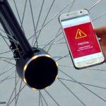 با این قفل آلارم دار، ایمنی دوچرخه تان تضمین میشود