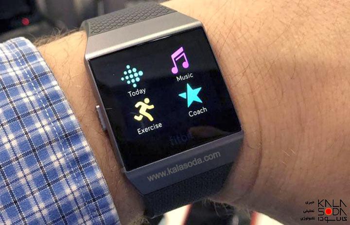 Fitbit با اپل قهر کرده است|کالاسودا