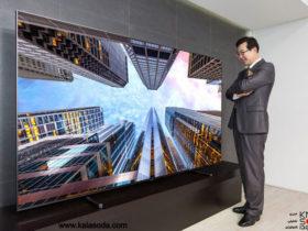 اتصال تلویزیونهای سامسونگ به دیوار با کابل نامریی|کالاسودا