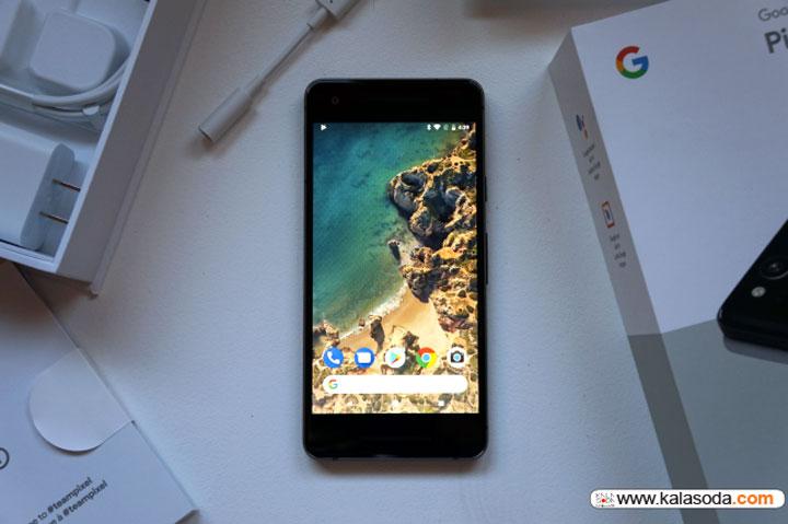 گوگل با اینتل همکاری میکند|کالاسودا
