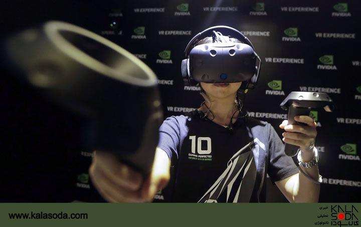لنزهای جدید برای هدستهای واقعیت مجازی|کالاسودا