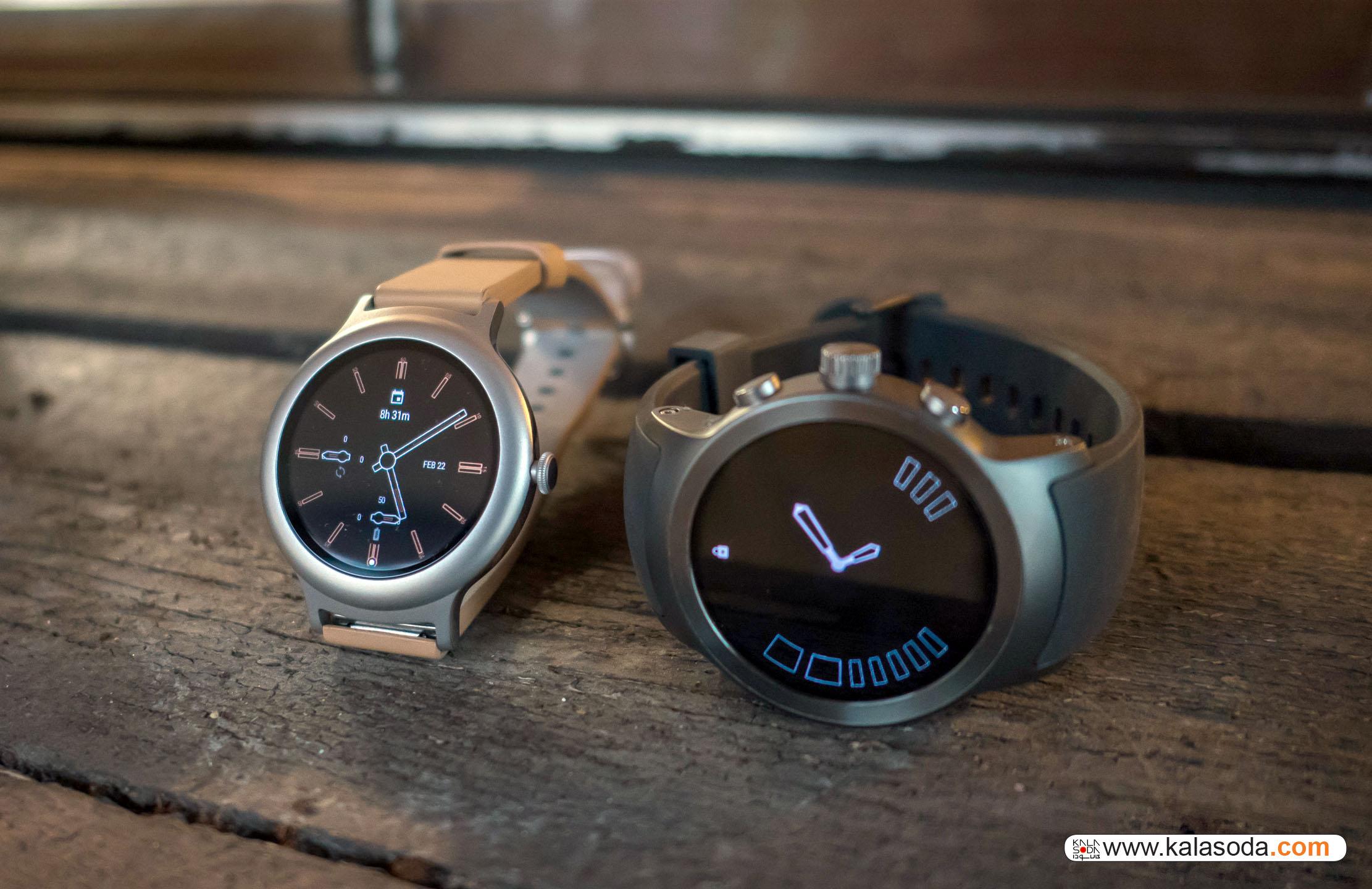 مشخصات ساعت جدید هوشمند LG|کالاسودا