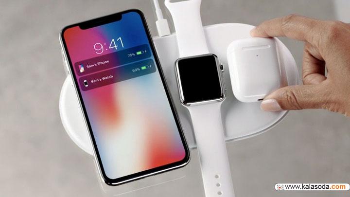 اپل در حال کار بر روی پروژه آینده وایرلس است|کالاسودا