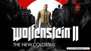 تریلر هنگام عرضه بازی Wolfenstein II- The New Colossus