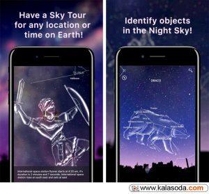 Night Sky و یک تجربه فوق العاده برای طرفداران ستاره شناسی