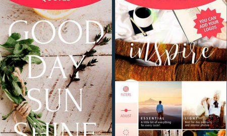 نرم افزار Typic؛ برترین اپلیکیشن اضافه کردن متن به تصاویر