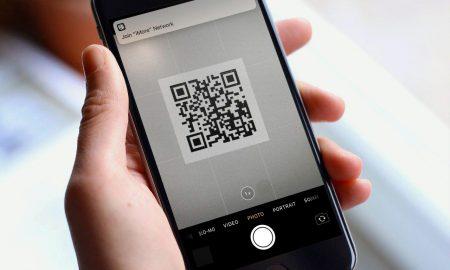 آشنایی با قابلیت Scan QR Codes در گوشی های آیفون
