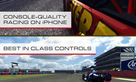 GRID Autosport،اوج سرعت در گوشی های هوشمند آیفون