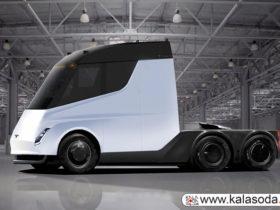 کامیون تسلا غایب بزرگ جهان خودروهای الکترونیک|کالاسودا