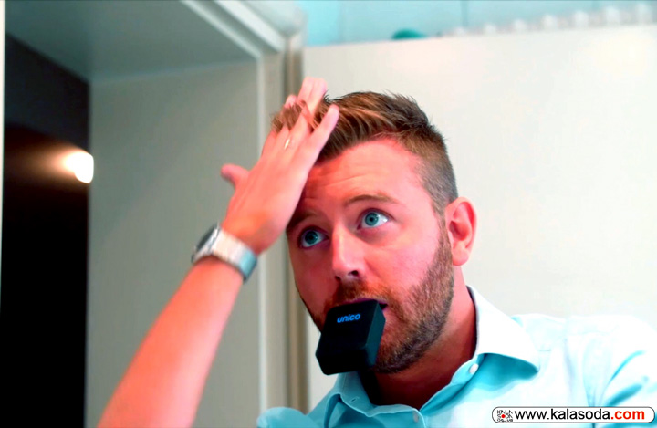 دستگاه بهداشت دهان و دندان Unico Smartbrush|کالاسودا
