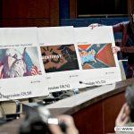روس ها پرچم ریاست جمهوری ترامپ را برافراشته کردند