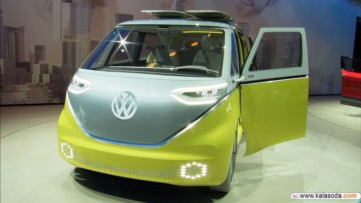 فولکس واگن 40 میلیارد دلار را صرف خودروهای الکتریکی خواهد کرد|کالاسودا