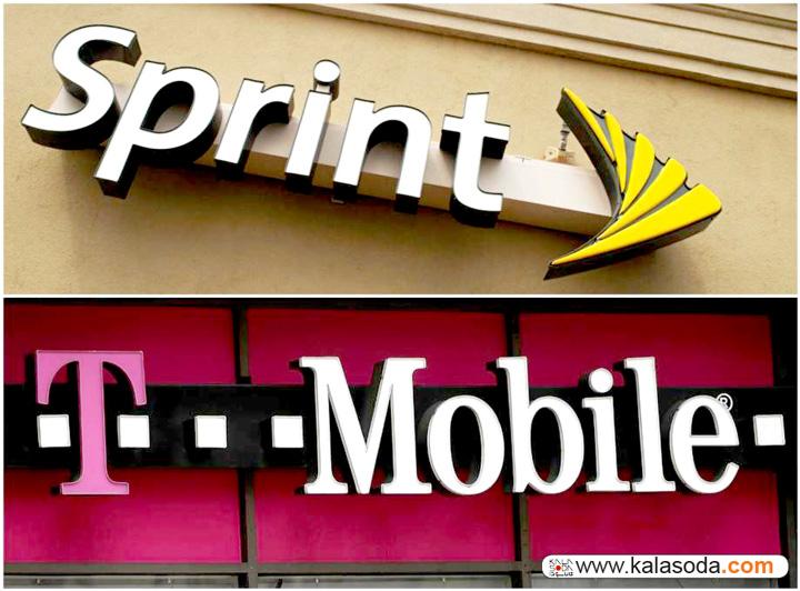 مذاکرات بی نتیجه T-Mobile و sprint برای ادغام|کالاسودا
