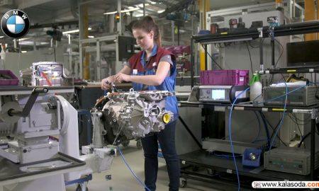 کارخانه باتری برقی BMW افتتاح شد|کالاسودا